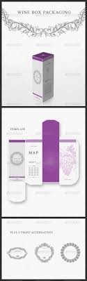 wine packaging template modern wine packaging by luuqas graphicriver