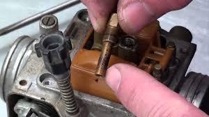 pt 1 honda trx300 carb repair at d ray s shop