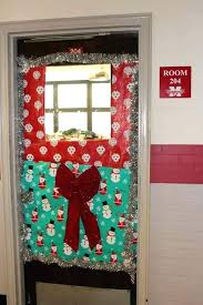 classroom door decoration ideas decorating idea bow and gift paper for funny back to school