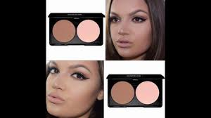 make up forever contour kit review mufe sculpting kit