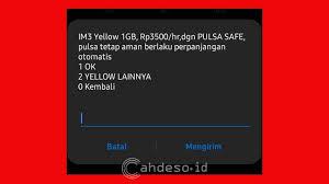 Kartu indosat atau im3 adalah salah satu provider telekomunikasi seluler yang paling banyak digunakan di indonesia. 14 Kode Dial Paket Internet Murah Indosat Ooredoo Terbaru 2021 Cahdeso Mimpi Besar Anak Desa