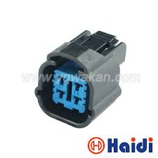 automotive wire harness connectors promotion shop for promotional Vw Automotive Wire Harness Connectors free shipping honda 4pin electric black waterproof female plug automotive wiring harness connector Vehicle Wiring Connectors