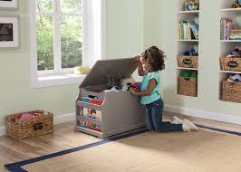 next children furniture. Delta Children Classic Grey (028) Next Steps Toy Box In Setting A1a Furniture