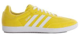 Sole Samba Originals Yellow' Adidas Collector - 'lemon