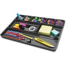 best black plastic desk drawer organizer ideas