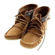 men s cork moosehide moccasin boots crepe sole 137597 m cork