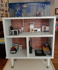 homemade dolls house furniture. Super Hero House For Boys! Diary Of A Preppy Mom: DIY Dollhouse Furniture On The Cheap! Homemade Dolls