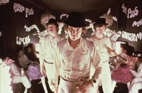 coto re interpreting alex s violence in a clockwork orange alex and droogs in the kerova milkbar of a clockwork orange
