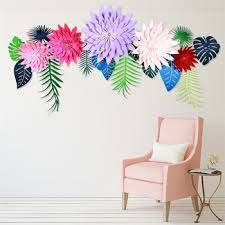 Paper Flower Wedding Backdrops Diy Half Made Handmade Wedding Backdrops Decorations Giant Paper Flowers Buy Paper Flowers Wedding Paper Flowers Backdrops Decorations Paper Flowers