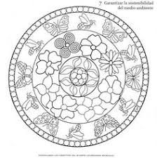 Small Picture coloring mandalas fruit Mandala coloring page with puppies Free