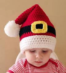 The 25+ best Baby santa hat ideas on Pinterest | Black santa hat ...