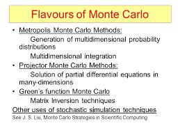 Monte Carlo Methods Basics Ppt Video Online Download