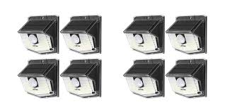 Save 40% on a <b>4</b>-<b>pack</b> of outdoor solar LED lights, now just $20 ...