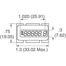 700 series curtis instruments inc panel meters counters curtis instruments inc 700 series
