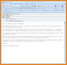 Enchanting Sample Resume Email Illustration Documentation Template