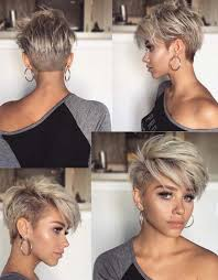 Coolest Undercut Pixie Haircuts For Short Hair In 2018 Vlasy
