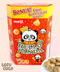 Small Picture Buy Meiji Hello Panda Chinese New Year Giant Gift Pack at Tofu Cute