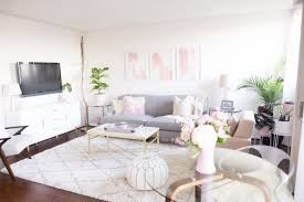 small space modern furniture. Small Space Design Goals!! This Studio Apartment Uses Light Colors And Modern Furniture To Transform Into An Open, Airy Home.