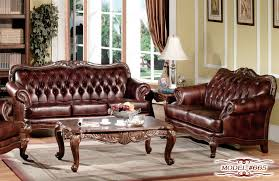 Leather Sofa Sets For Living Room Victorian House Interior Home Studio Inside Victorian London