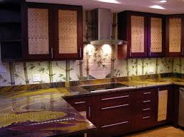 kitchen remodel bamboo tile murals