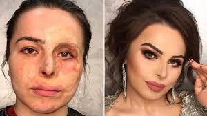 unbelievable makeup transformation pure magic part 3