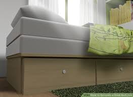image titled decorate small. Image Titled Decorate A Small Bedroom Step 1 M