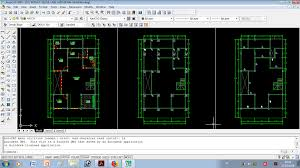 i will do draft your floor plan sketch to autocad 2d drawing