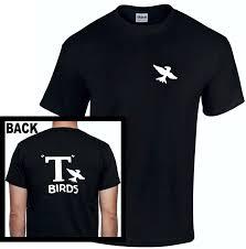 Us 13 59 15 Off T Birds T Shirt Grease John Travolta T Bird Men Kids Rydell High 80s Retro Cool Casual Pride T Shirt Men Free Shipping In T Shirts