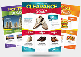 Discount Flyer Printing Flyer Printing In Woodbridge Va Large Template Selection