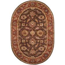 john brown 6 ft x 9 ft oval area rug