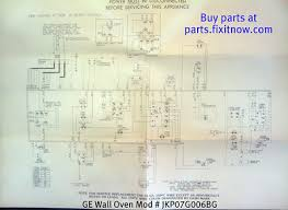 ge oven wiring diagram wiring diagrams and schematics appliantology