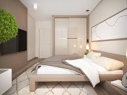 Pastel Color Bedroom Charming Minimalist Apartment Design Combine With Pastel Color