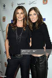 """Cindy Crawford and Nicole Maloney arrive to the Nicole Maloney """"RARE""""...  News Photo - Getty Images"""