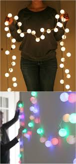 String Light Decor Ideas 18 Magical String Lights Decorating Ideas A Piece Of Rainbow