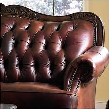 tufted furniture trend. Interesting Trend Victoria Classic Button Tufted Leather Sofa Set  Inspirational  Furniture Trend Home Design And In
