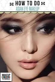 description korean looks asian eye makeup