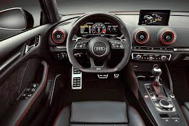2018 audi tt rs interior. Exellent Audi Audi RS 3 Sedan For 2018 Audi Tt Rs Interior
