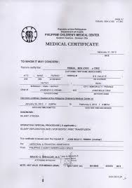Medical Certificate Template Interesting Certificate Medical Certificate Sample
