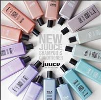 Hairjamm Colour Chart Juuce Haircare Products