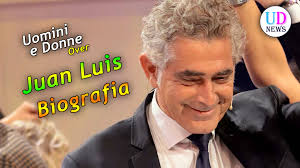 Uomini e Donne Over: La Biografia di Juan Luis Ciano! - UD News