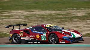 As the name of the package implies, we're dealing with an evolution of. Ferrari 488 Gte Evo Debuts At Fiorano Aiming For Victory At Le Mans