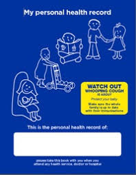 Blue Book Maternal Child And Family Health