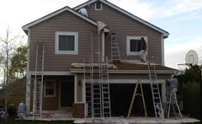 painting exterior houseExterior House Painting Denver