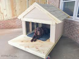 diy dog house after