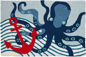 brilliant nautical bathroom rugs affordable and durable nautical outdoor rugs room area rugs