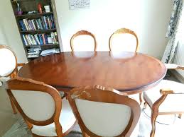 dining table and 6 chairs high wycombe
