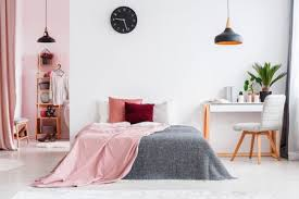 how to decorate with pink pink bedroom