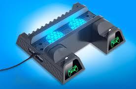 Консоль <b>OIVO</b> для Playstation 4 с <b>зарядными</b> устройствами для ...