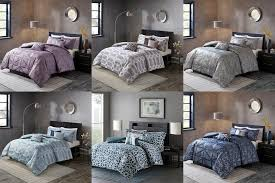 277 89 madison park 6 piece duvet cover set available in full queen king cal king sizes