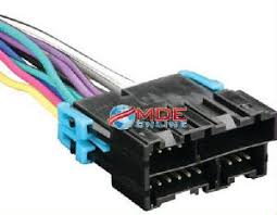 metra 70 1858 metra 70-1858 receiver wiring harness metra 70 1858 receiver wiring harness connect a new car stereo in select 1985